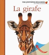 Gallimard Jeunesse et Jean-Philippe Chabot - La girafe.
