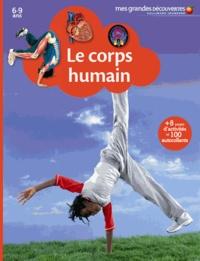 Gallimard Jeunesse - Le corps humain.