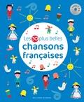 Gallimard Jeunesse - Les 30 plus belles chansons françaises. 1 CD audio