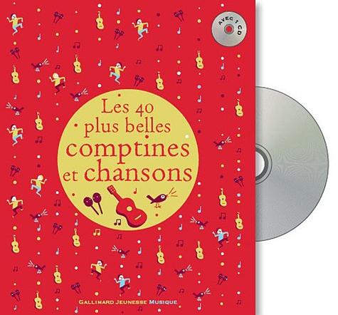 Les 40 Plus Belles Comptines Et Chansons Album