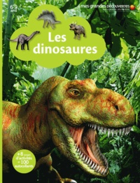 Gallimard Jeunesse - Les dinosaures.