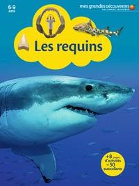 Gallimard Jeunesse - Les requins.