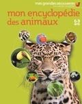Gallimard Jeunesse - Mon encyclopédie des animaux - 6-9 ans.