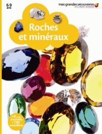 Gallimard Jeunesse - Roches et minéraux.
