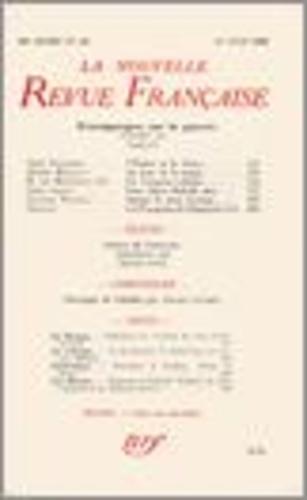 La Nouvelle Revue Française (1908-1943) N° 321 juin 1940