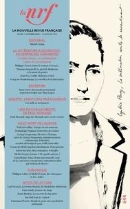 Gallimard - La Nouvelle Revue Française N° 644, octobre 2020 : .