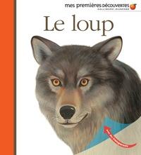 Gallimard et Laura Bour - Le loup.