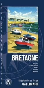 Gallimard loisirs - Bretagne - Rennes, Saint-Brieuc, Brest, Lorient, Nantes.