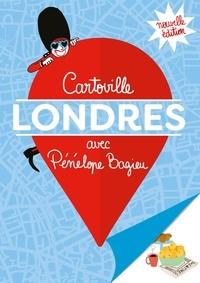 Gallimard loisirs - Londres avec Pénélope Bagieu.