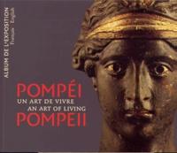 Pompei- Un art de vivre -  Gallimard |