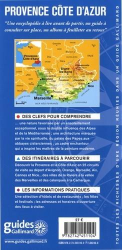 Provence Côte d'Azur. Avignon, Marseille, Toulon, Nice, Monaco