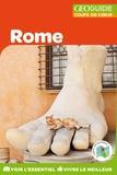 Gallimard - Rome. 1 Plan détachable
