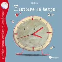 Galou - Histoire de temps.
