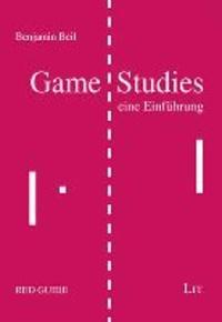 Game Studies - eine Einführung.