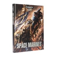 Games Workshop - Codex : Space Marines.