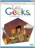 Gang et Thomas Labourot - Les Geeks Tome 9 : La communauté du Nano.