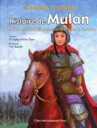 Gang Yi et Xiao Guo - Huamulan de gushi (en français) / Histoire de Mulan.