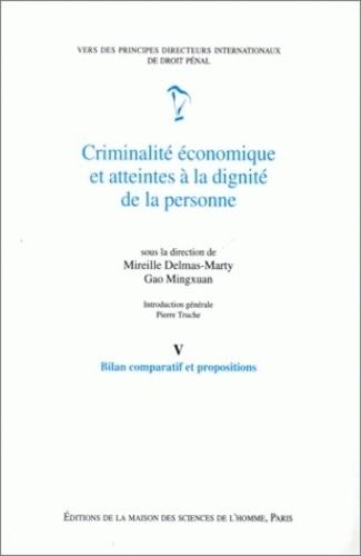 Gao Mingxuan et Mireille Delmas-Marty - .