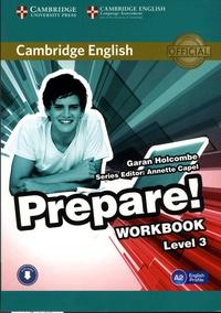Era-circus.be Cambridge English Prepare! A2 - Workbook, level 3 Image