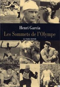 Garcia - Les sommets de l'Olympe.