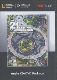 Christien Lee - 21st Century Communication 4 - Listening, Speaking and Critical Thinking. 1 DVD + 2 CD audio