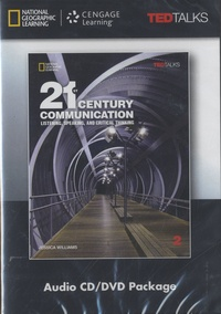 Jessica Williams - 21st Century Communication: Listening, Speaking and Critical Thinking 2. 1 DVD + 1 CD audio