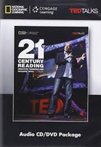 Cengage Learning - 21st century reading 4 - Creative Thinking and reading with TED Talks. 1 DVD + 1 CD audio