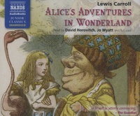 Lewis Carroll - Alice's Adventures in Wonderland. 3 CD audio