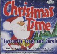 CRS Records - Christmas Time - Favourite Songs and Carols. 1 CD audio