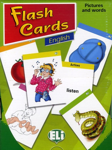 ELI - Flashcards English - Pictures and Words.