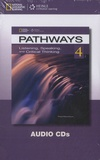 Cengage Learning - Pathways 4 Class Audio. 1 CD audio