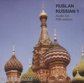 Ruslan LTD - Ruslan Russian 1 - Edition anglais-russe. 1 CD audio