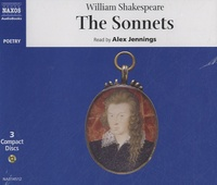 William Shakespeare - the Sonnets. 3 CD audio