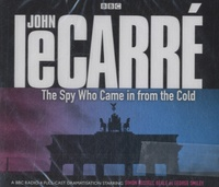 John Le Carré - The Spy Who Came in from the Cold. 3 CD audio