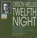 William Shakespeare - Twelfth Night - 2 CD audio.