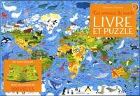 Gareth Lucas et Sam Smith - Les animaux du monde - Livre et puzzle.