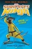 Gareth P. Jones - Les suricates ninja  : Les suricates ninja - L'oeil du singe.