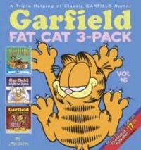 Garfield Fat Cat 3-Pack 16.