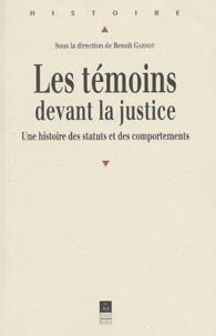 Benoît Garnot et  Garnot - .