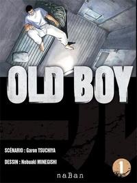 Garon Tsuchiya et Nobuaki Minegishi - Old Boy Tome 1 : .