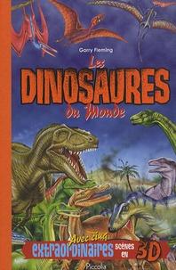Garry Fleming - Les dinosaures du monde.