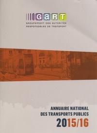 GART - Annuaire national des transports publics.