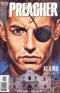 Garth Ennis et  Dillon - Preacher Tome 9 : Alamo.