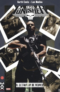 Garth Ennis et Lan Medina - The Punisher Tome 11 : Le faiseur de veuves.