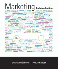 Gary Armstrong et Philip Kotler - Marketing: An Introduction.