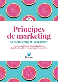 Gary Armstrong et Philip Kotler - Principes de marketing.