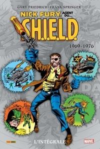 Gary Friedrich et Frank Springer - Nick Fury, agent du S.H.I.E.L.D. Tome 3 : L'intégrale : 1969-1976.