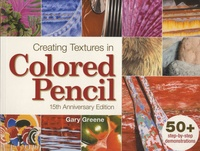 Gary Greene - Creating Textures in Colored Pencil.
