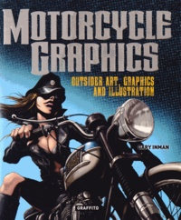 Deedr.fr Motorcycle Graphics - Outsider Art, Graphics and Illustration Image