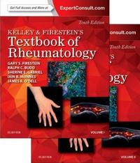 Kelley and Firesteins Textbook of Rheumatology - Set 2 Volumes : Volumes 1 & 2.pdf